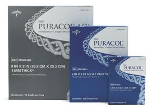 Puracol Sterile Collagen Dressings