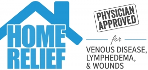Home Relief for Venous Disease, Lymphedema, and Wounds - Living Local