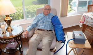 Treating Lymphedema In The Comfort Of Your Home